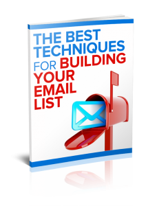 Lisa Stoops Email List Building Report