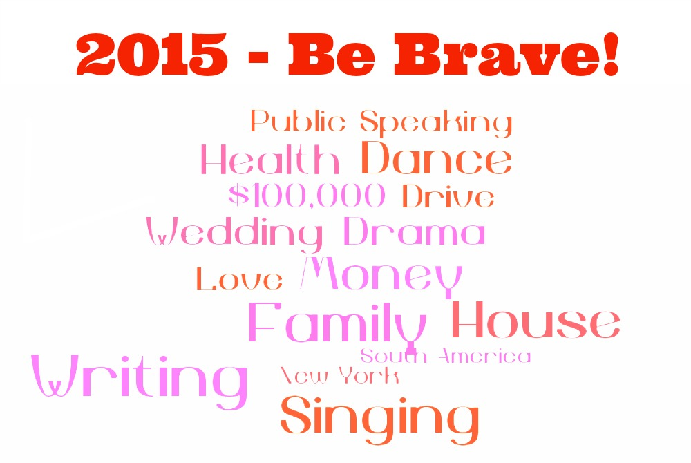 Be Brave 2015